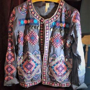 Raga Embellished Jacket Size S